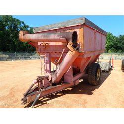 grain hopper, s/a w/side discharge auger (C1)