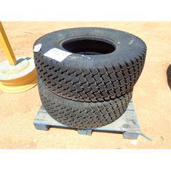 (2) 41x14.00x20 tires, nhs (C7)