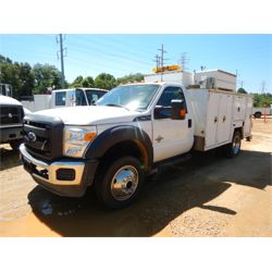 2016 FORD F550 Service / Mechanic / Utility Truck