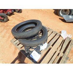 (2) 40/4.50-21 tires & power cord(C-8)