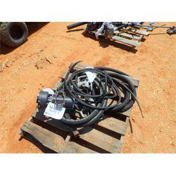 water pump, (2) fuel hoses (C-8)