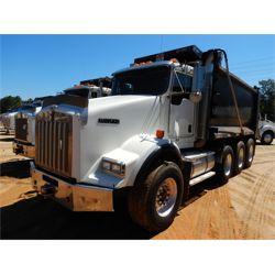 2008 KENWORTH KENWORTH Dump Truck