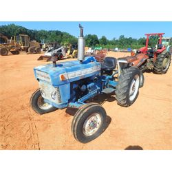FORD 3000 Tillage Equipment