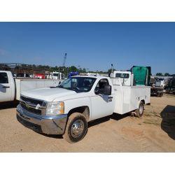2009 CHEVROLET  Service / Mechanic / Utility Truck