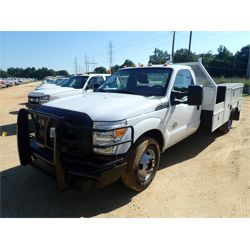 2012 FORD F350 Service / Mechanic / Utility Truck