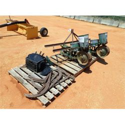 Cole 12MX multiplex 2 row planter/fertilizer (C-3)