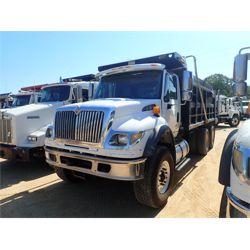 2007 INTERNATIONAL 7600 Dump Truck