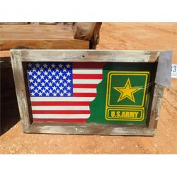 US Army sign (C6)
