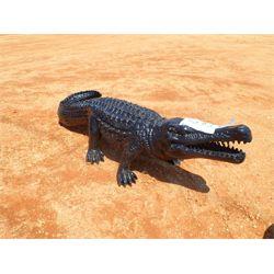 6' aluminum alligator (C6)