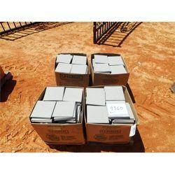 "4) box 8"" x 8"" Italian tile, approx 800 piece per pallet (C6)"