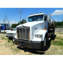 1988 KENWORTH T800 Flatbed Truck