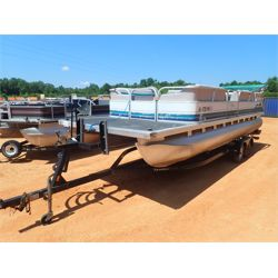 24' cruise DLX Mercury 75 HP outboard, canopy, Landall t/a trailer