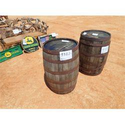 Whiskey Barrel (C-6)