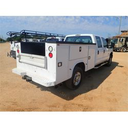 2014 FORD F350 Service / Mechanic / Utility Truck