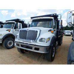 2007 INTERNATIONAL 4700 Dump Truck