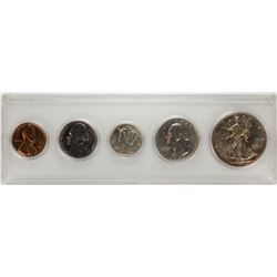 1940 (5) Coin Proof Set