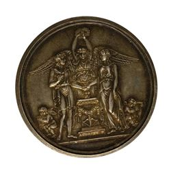 1813 French Amour ET Mirage Medal