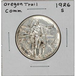 1926-S Oregon Trail Commemorative Half Dollar Coin