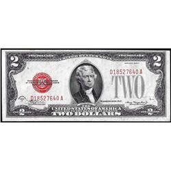 1928D $2 Legal Tender Note