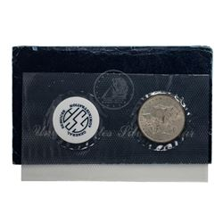 1883-O $1 Morgan Silver Dollar Coin with GSA Soft Pack and Envelope