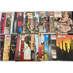 Group of Fifty, 1970s Arizona Highway Magazines