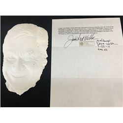 Authentic Will Rogers Facial Mold