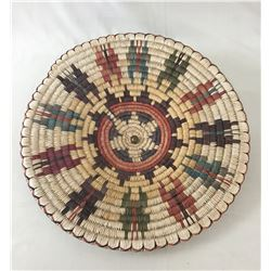 Black Family Navajo Basket