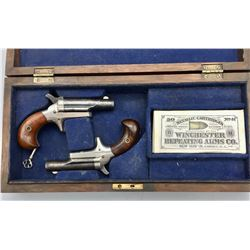 Two Colt .41 Derringers with Box