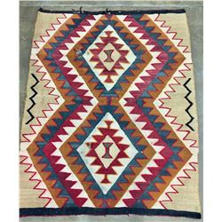 Early 1900s Navajo Textile