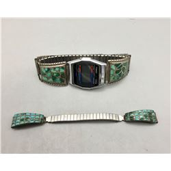 Mens and Ladies Inlay Watch Tips