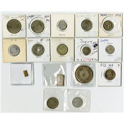 19th-20th Century. Mixed Group of 16 Coins.