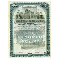 United States Mortgage & Trust Co., 1899 Specimen Bond