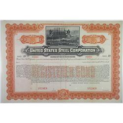 United States Steel Corp. 1901 Specimen Bond