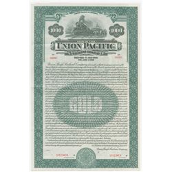Union Pacific Railroad Co., 1928 Specimen Bond.