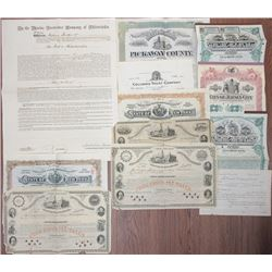 Government/Public Utility I/C Bonds, 1896-1941