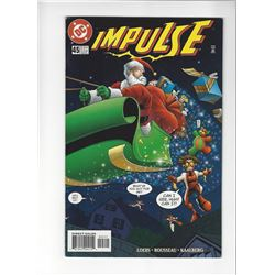 Impulse Issue #45 by DC Comics
