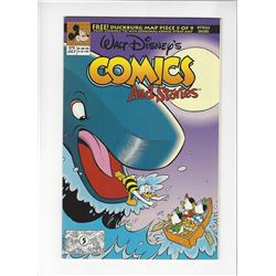 Walt Disneys Comics and Stories Issue #573 by Disney Comics