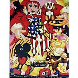 """Ernesto (French , Circus) """"Le Cirque Americain"""""""