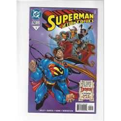 Superman In Action Comics Issue #762 by DC Comics