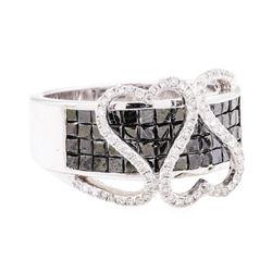 2.02 ctw Diamond Ring - 14KT White Gold