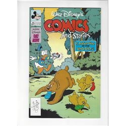 Walt Disneys Comics and Stories Issue #563 by Disney Comics