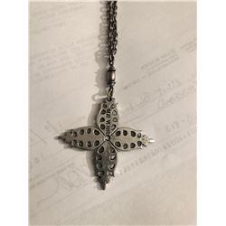 Biblia Cross (Historic Church) Necklace