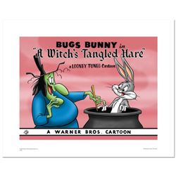 A witches Tangled Hare by Looney Tunes