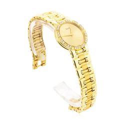 Piaget Lady's Dancer Wristwatch - 18KT Yellow Gold