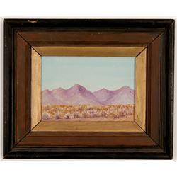 Mighels Desert Landscape  (103319)