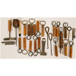 Corkscrew & Beverage Tool Collection  (117262)