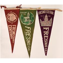 Fresno Pennant Trio  (115700)