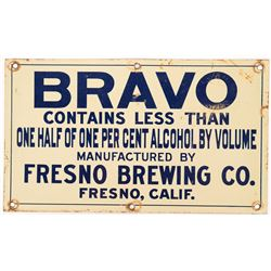 Metal Brewery Ad Sign  (117258)