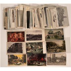San Francisco Earthquake Photo and Postcard Collection  (116043)