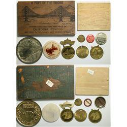 Golden Gate Bridge Souvenirs  (114992)